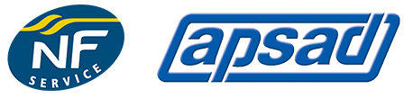 Logos NF APSAD